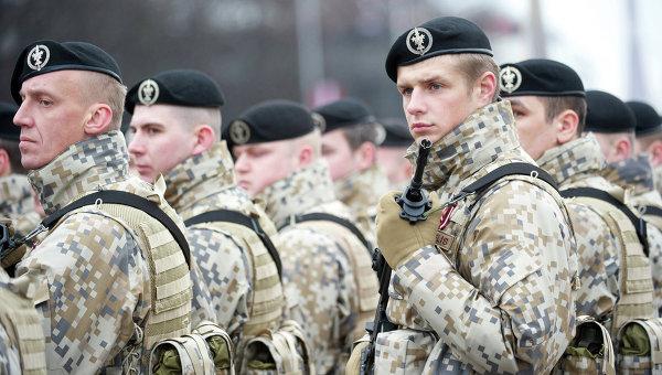 Военные Латвии сообщили о российских самолетах и кораблях у морской границы