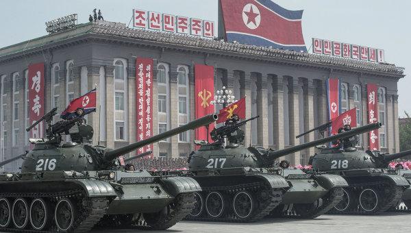 КНДР в обход санкций ООН могла посылать в Демконго оружие и инструкторов