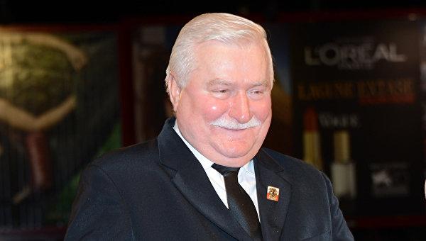 Экс-глава Польши Валенса заявил, что действующая власть вредит стране