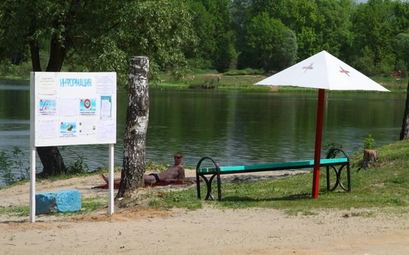 Во время купального сезона вБрянской области будут работать около 40 пляжей