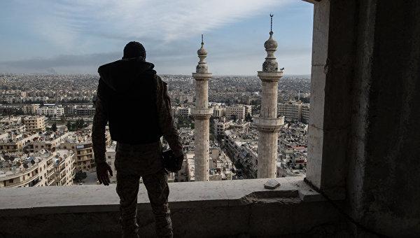AI: повстанцы могли совершать военные преступления при бомбардировке Алеппо