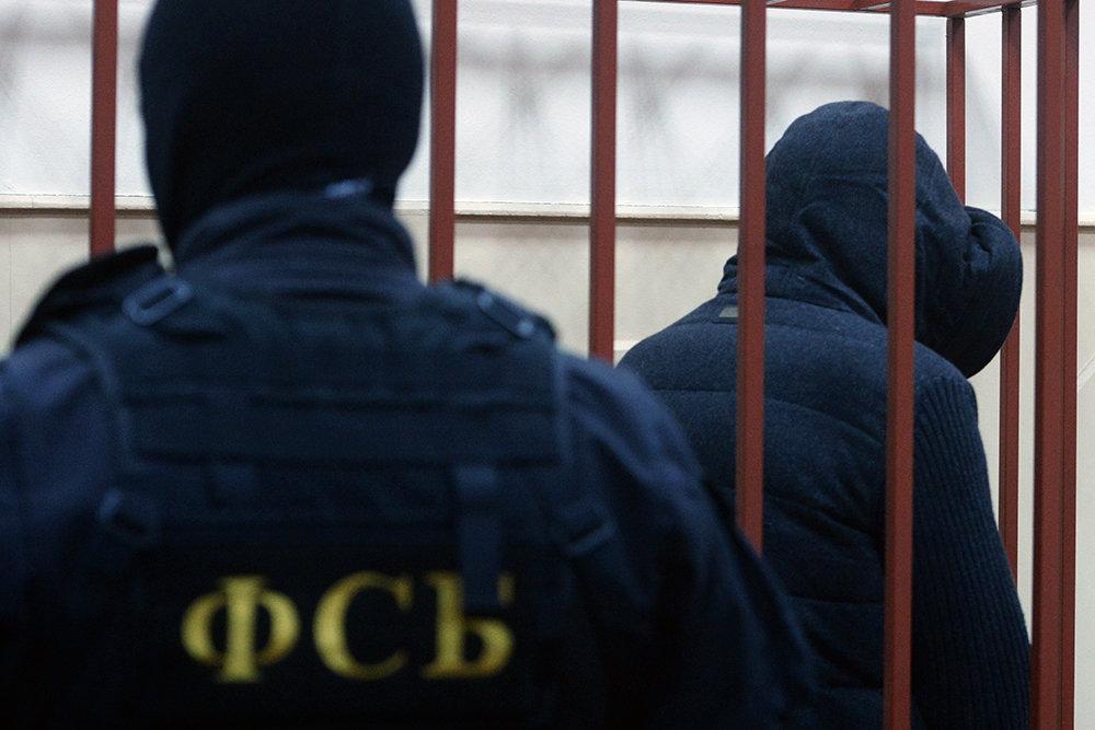 ФСБ задержала за шпионаж жителя Эстонии
