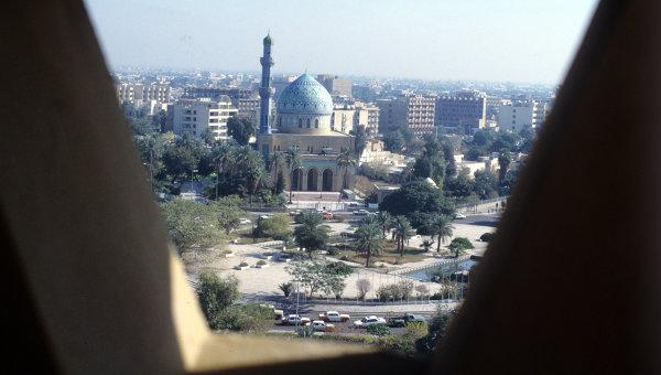 Неизвестные открыли огонь по посетителям кафе в Багдаде, погибли 12 человек