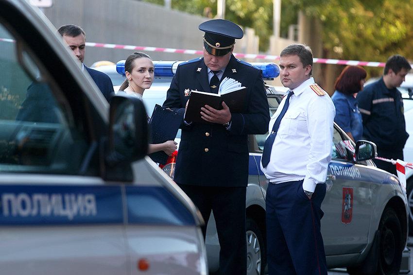Задержаны подозреваемые в убийствах на Хованском кладбище