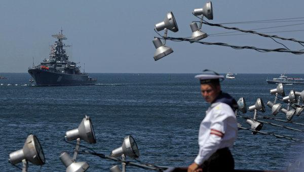 FT: в НАТО опасаются, что Черное море станет