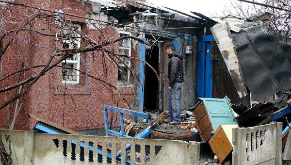 Ночь в прифронтовых городах ДНР прошла без обстрелов