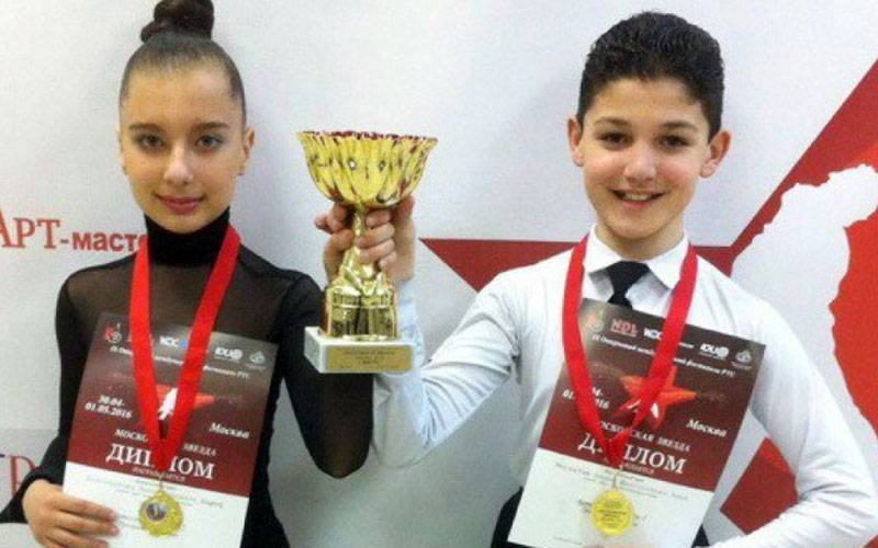 Юные брянские танцоры привезли бронзу стурнира «Московская звезда»