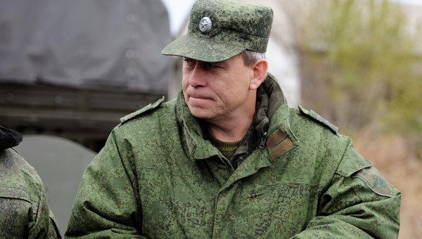 Басурин: украинские силовики за сутки 172 раза обстреляли территорию ДНР