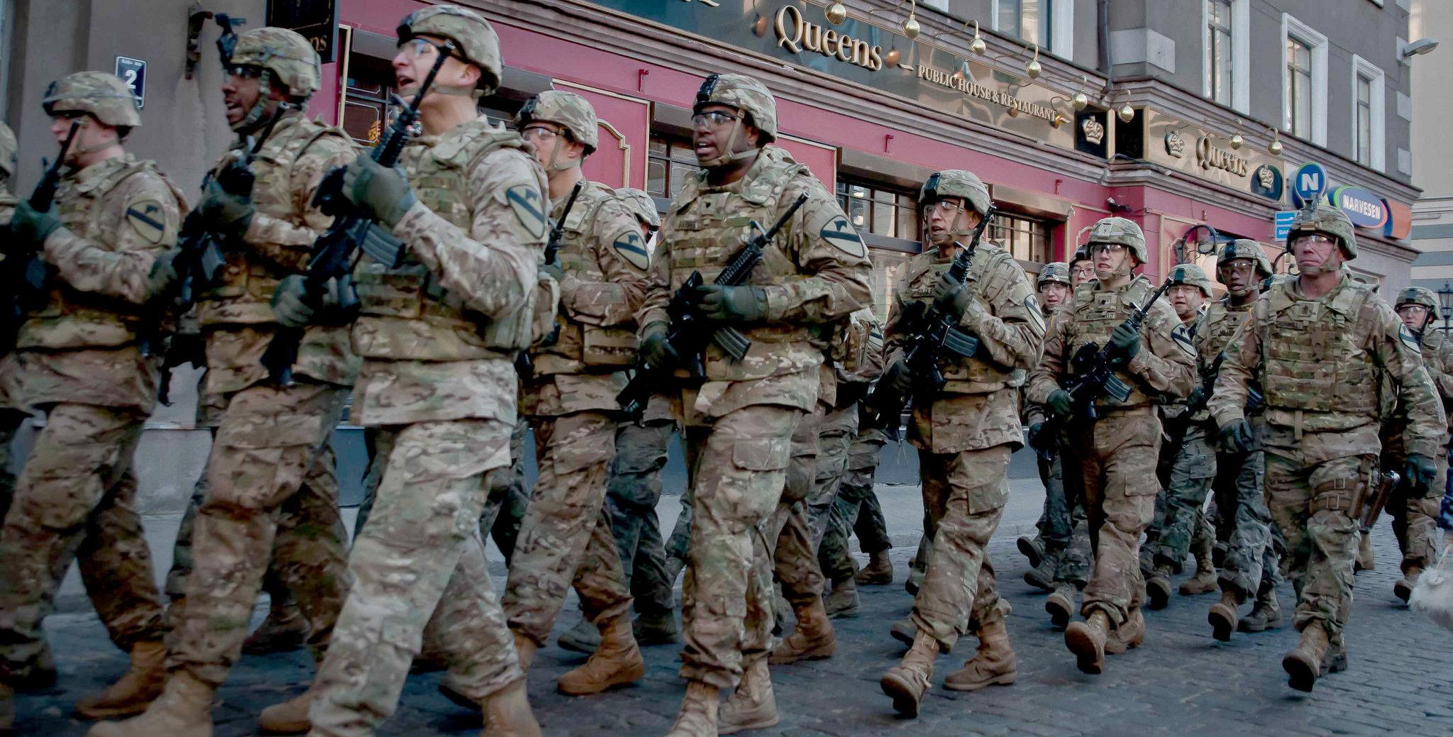 Надо ли в НАТО?