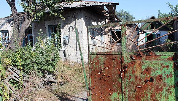ДНР: ВСУ обстреляли ясиноватский блокпост из минометов