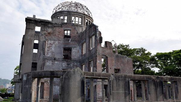 США не собираются приносить извинения за бомбардировку Хиросимы