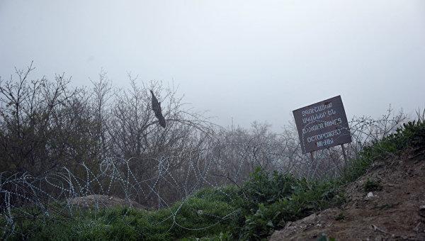 В НКР заявили об обстрелах из БМП со стороны вооруженных сил Азербайджана
