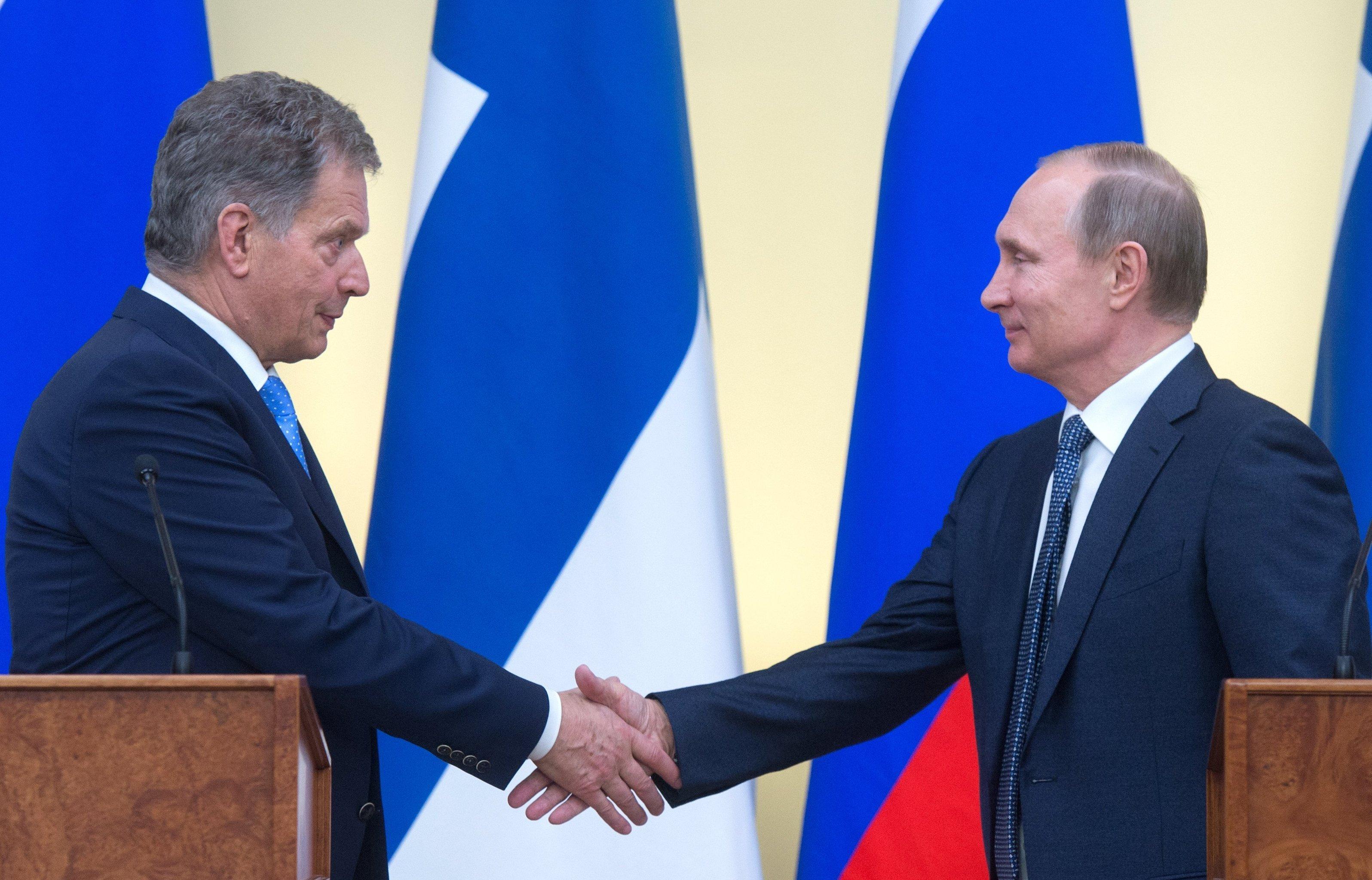 Давайте поддерживать хорошие отношения с Россией