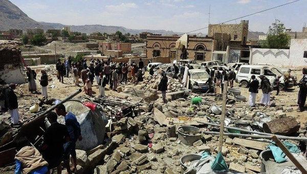 ТВ: число погибших в результате атаки смертника в Йемене выросло до 41