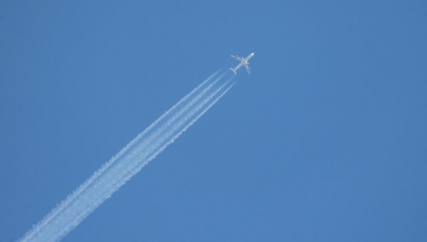 В аэропорт Австралии прибыл крупнейший в мире транспортный самолет