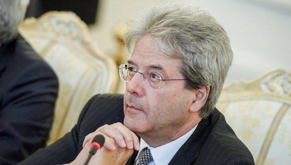 МИД Италии: ООН снимет эмбарго на оружие с правительства Ливии