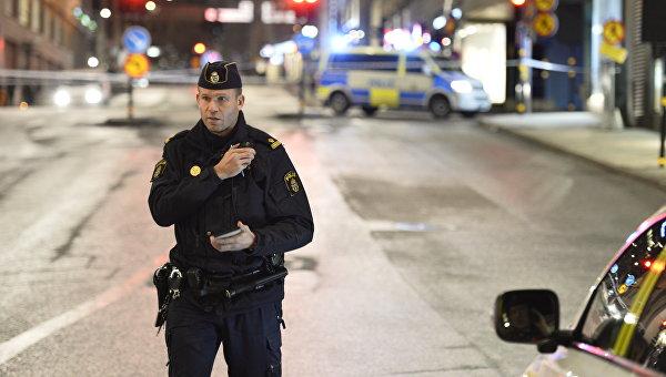 Подозрительный предмет обнаружен в районе шведской АЭС