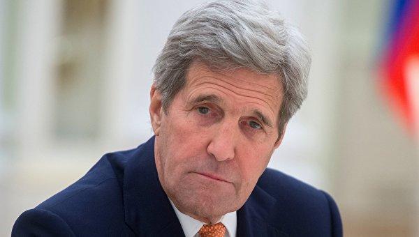 Керри назвал условие поддержки правительства нацсогласия Ливии