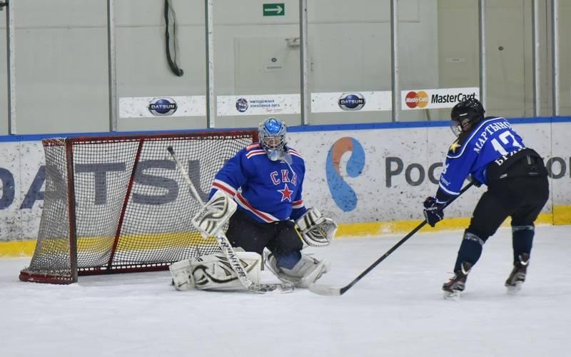 Брянская «Опора России» помогла состояться хоккейному матчу