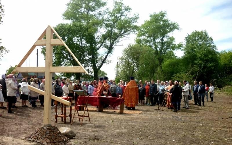 В Навлинском районе появится новый храм