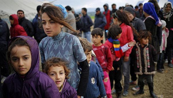 МИД Бельгии: численность мигрантов в мире достигла 244 млн в 2015 году