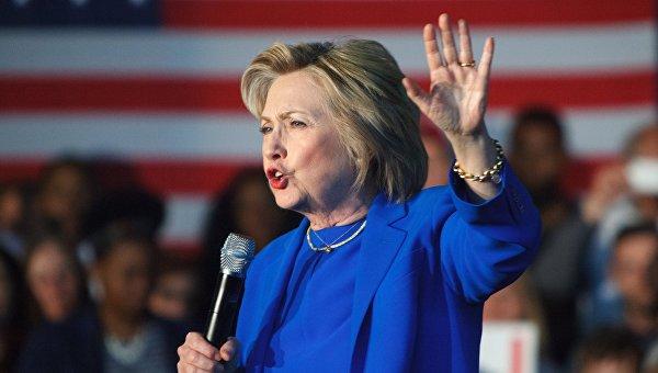 Клинтон незначительно опережает Сандерса в Кентукки