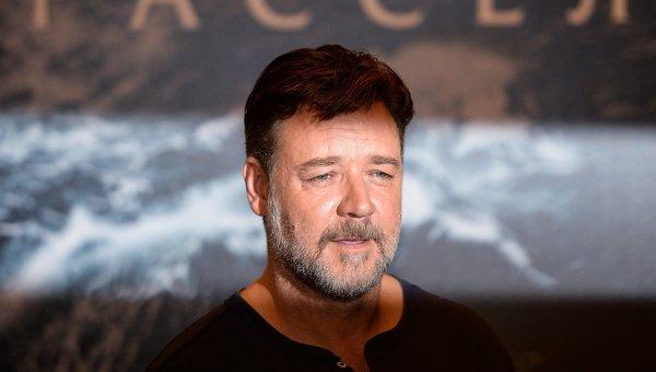 Актер Рассел Кроу рассказал, что хочет снять эпичную картину