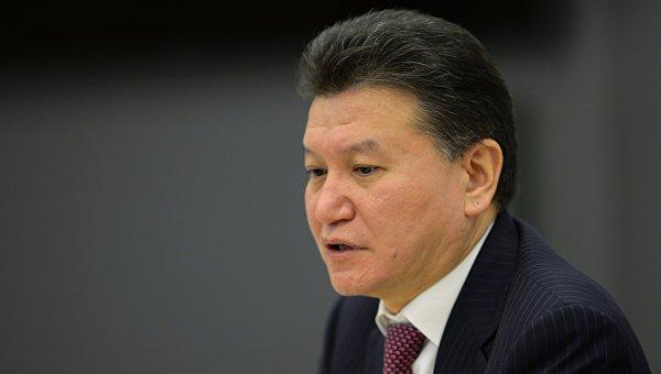 Глава ФИДЕ предложил Армении и Азербайджану сыграть в шахматы