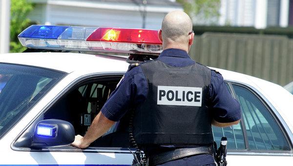 Полицейский из штата Мэн в США заснял падение метеорита