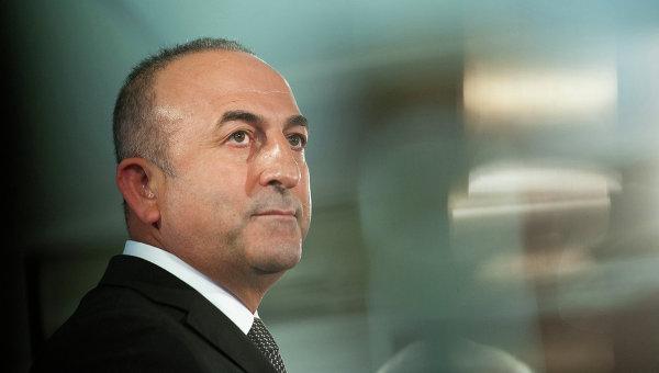 Глава МИД Турции готов уйти в отставку, если докажут связь Анкары с ИГ