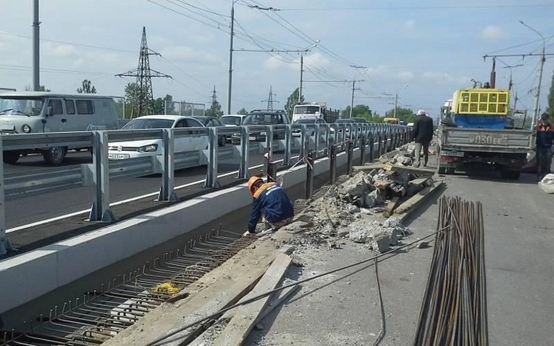Власти Брянска потребовали завершить ремонт подходов кволодарскому путепроводу до25 мая