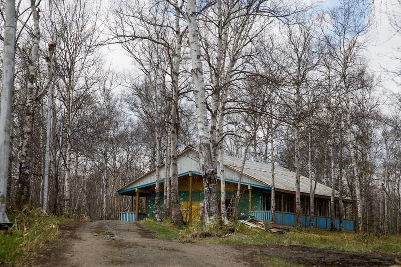 На Сахалине начали восстанавливать заброшенный
