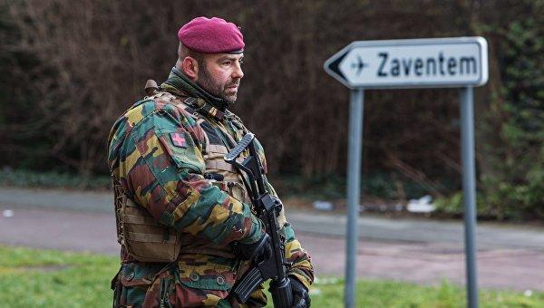 В армии Бельгии выявлены 60 радикально настроенных мусульман