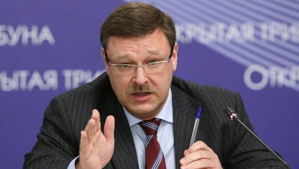 Косачев: НАТО не опора европейской безопасности, а ее главный вызов