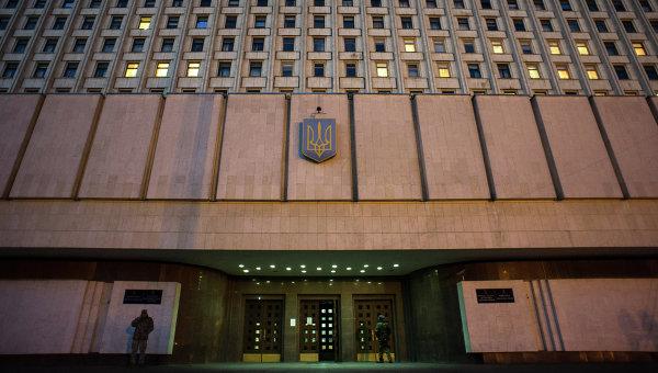 ЦИК Украины: выборы в Донбассе можно будет провести только через два года