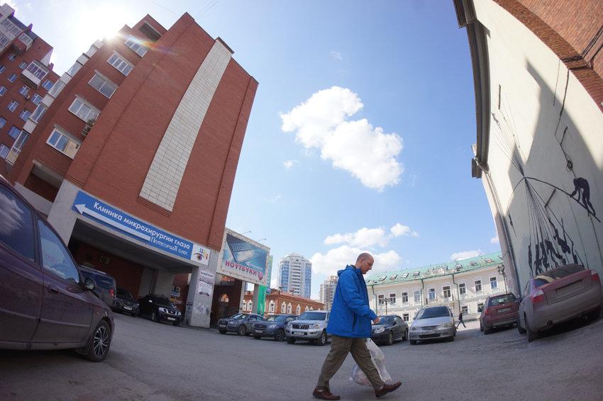 Жителей Екатеринбурга обеспокоило строительство