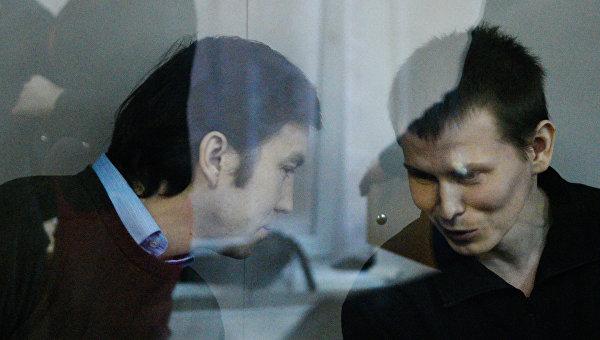 Приговор россиянам Ерофееву и Александрову вступает в силу 20 мая