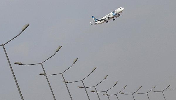 СМИ: у пропавшего самолета EgyptAir в 2013 году перегрелся двигатель