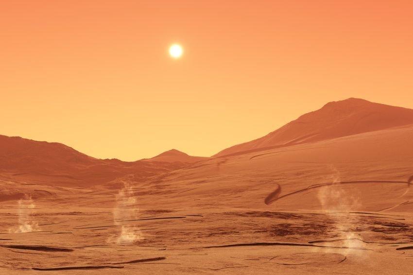 Названа дата полета США на орбиту Марса