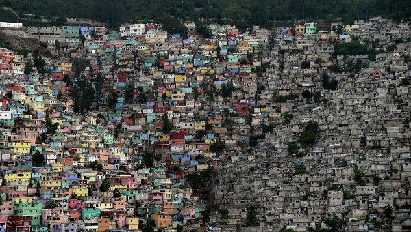 Представители МВД РФ и миссии ООН провели встречу в Гаити