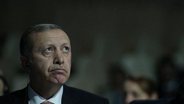 Эрдоган заявил, что не будет горевать, если ЕС не смягчит визовый режим