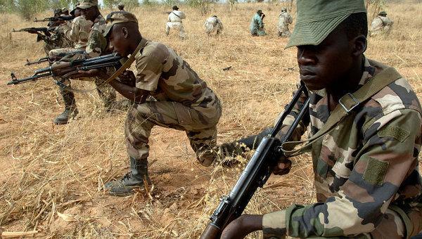 Военные Нигерии сообщили об освобождении школьницы из плена