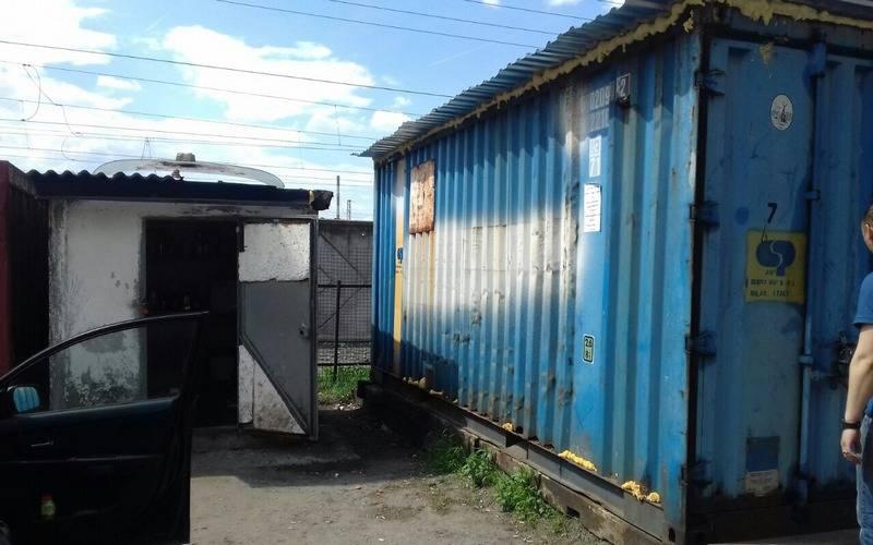 Брянские полицейские накрыли гараж салкоголем