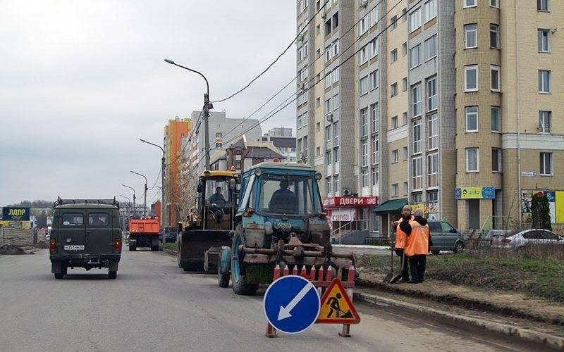 Руководители Брянска потребовали к5 июля отремонтировать улицу имени Матвеева