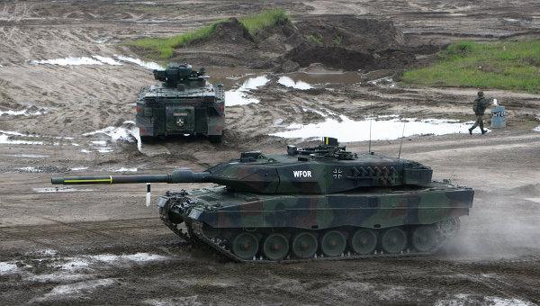 Бундесвер не может позволить себе закупку дополнительных танков Leopard 2