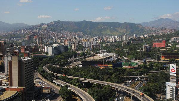 Венесуэла начала крупные военные учения