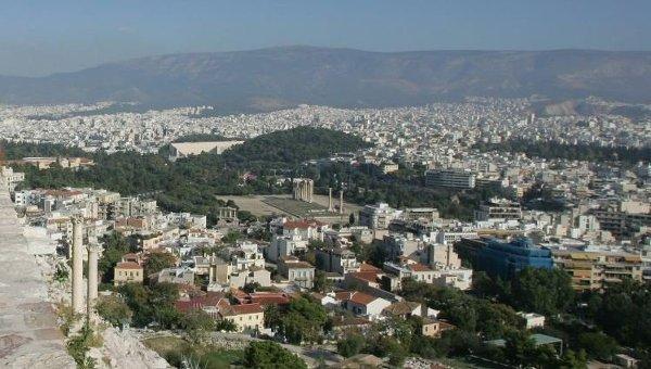 Работники транспорта в Афинах бастуют против приватизации госимущества