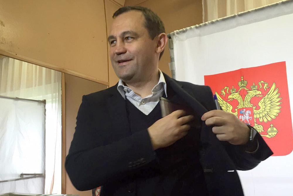 Спикер Мособлдумы Брынцалов проголосовал на праймериз