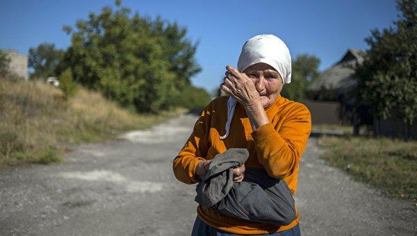Швейцария доставила в Донецк средства очистки воды и лекарства