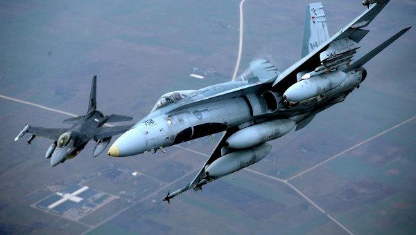Минобороны Литвы: истребители НАТО девять раз сопровождали самолеты ВКС РФ